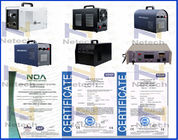 Netech Water Food Ozone Generators Corona Discharge For Cleaning Home