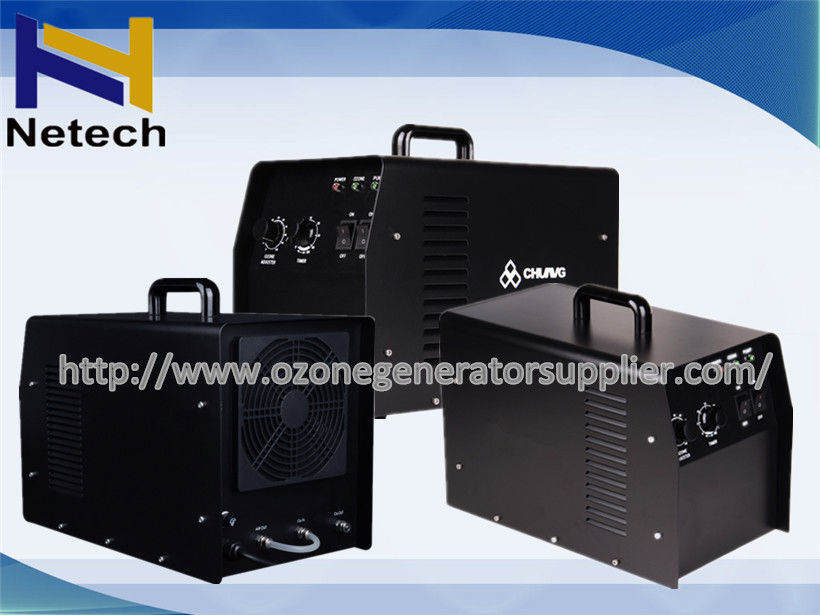 3G 5G 7G Aquaculture Ozone Generator Air Cooled 110 Voltage 220 Voltage For Pool
